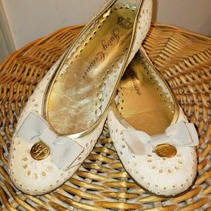 Womens Juicy Couture Flats